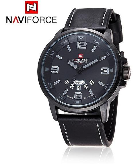 Relógio Naviforce Modelo 9028 Masculino Militar