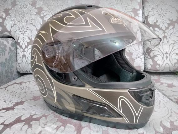 Capacete Mrc Helmet Usado