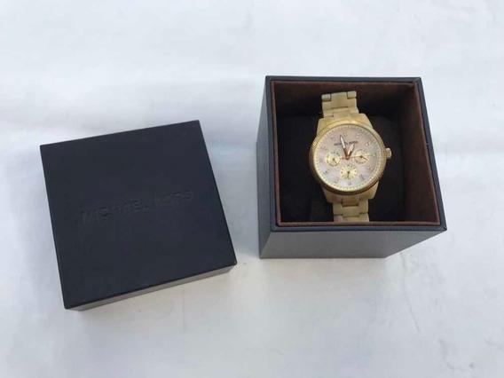 Relógio Feminino De Pulso Michael Kors Mk5039 10atm