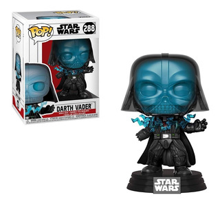 Funko Pop Star Wars Return Of The Jedi Electrocuted Vader