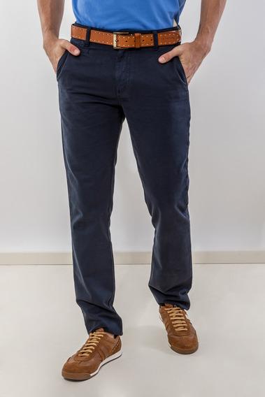 Pantalon Chino Regular Hombre La Martina
