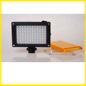 Iluminador 96 Led - Para Câmeras De Filmagem E Fotografia