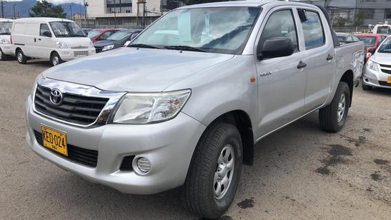Toyota Hilux 2.7l 4x4 Diesel Dc