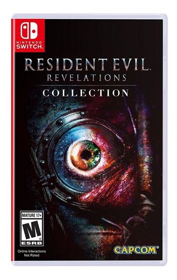 ..:: Resident Evil Revelations Para Switch ::.. En Game Cent