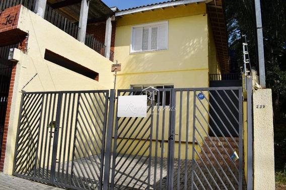 Sobrado Residencial Para Venda E Locação, Parque Continental, São Paulo. - So0559