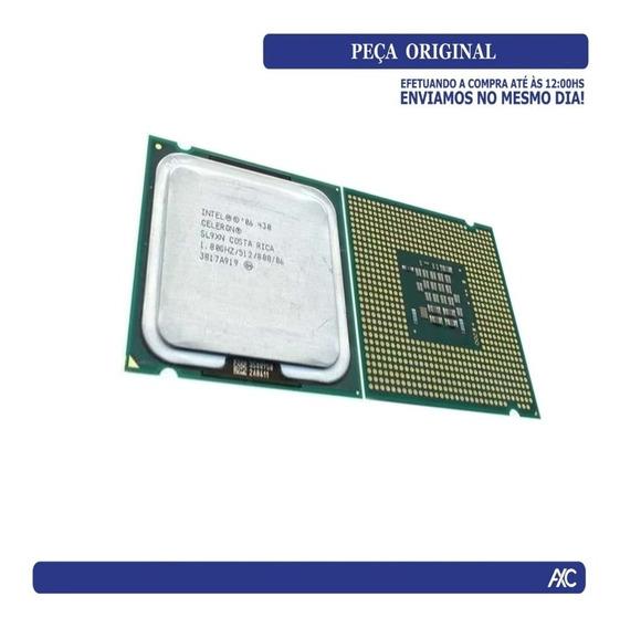 Lote 05 Proces. P4 Intel 775 De 2.0 A 2.6ghz Envio Td.brasil
