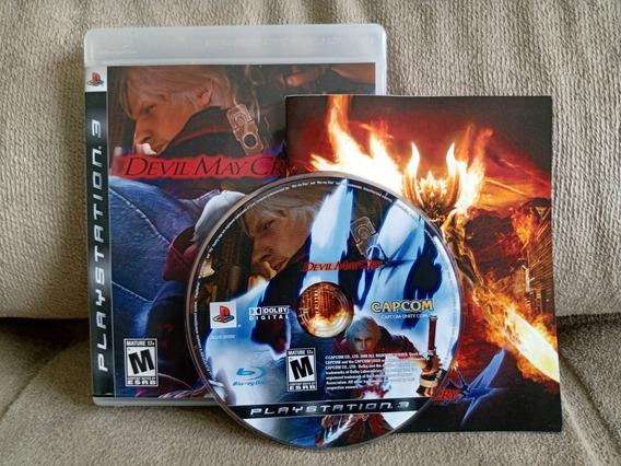Devil May Cry 4 - Ps3 - Playstation 3