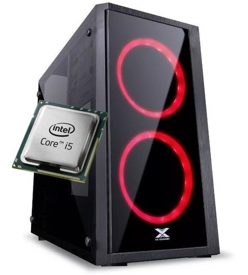 Pc Cpu Gamer I5 500gb Video1030 Ddr5 Novo