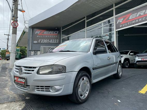 Volkswagen Gol 2008 G4 Completo ( - ) Ar 4 Portas 1.0 Flex
