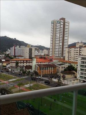 Apartamento Residencial Para Locação, José Menino, Santos. - Ap5110