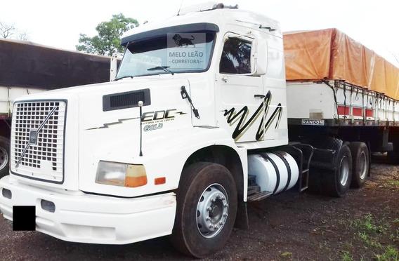 Volvo Nl 12 360 Edc Gold 6x2 - 98/98 - Cavalo Truck *