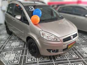 Fiat Idea 1.4 Attractive Flex 5p 2012/2013 Bege