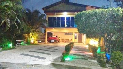 Casa De 6 Quartos, Venda - Piatã - Ca0029