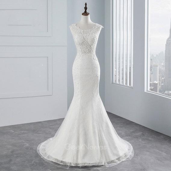 Vestido De Noiva - Geek Noivas - Rute