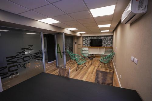 Venta Departamento De 1 Dormitorio A Estrenar. Con Balcon. Av. Pellegrini Al 4000.