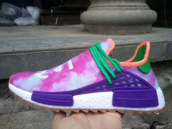 Zapatillas 104 Pharrell X adidas Nmd Hu Trail Holi Unisex