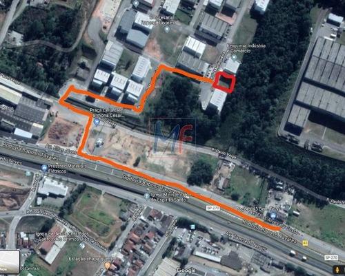 Imagem 1 de 3 de Ref: 10.622 Excelente Terreno 1.080 M² ,frente: 36 M², Fundo: 30 M² Em Condomínio  Fechado Empresarial Raposo Tavares. - 10622