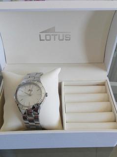 Reloj Marca Lotus Importado