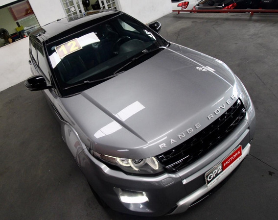 Land Rover Evoque 2.0 Si4 Dynamic 5p (( Blindado ))