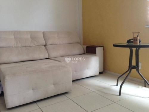 Apartamento Com 1 Dormitório À Venda, 60 M² Por R$ 470.000,00 - Camboinhas - Niterói/rj - Ap35980