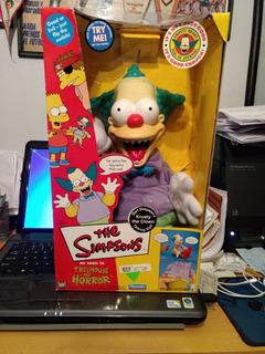 Krusty Los Simpson The Clown Treehouse Of Horror Con Sonido