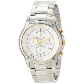 Relógio Bulova Clássico Masculino Wb22104s.
