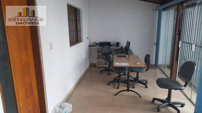 Casa Para Alugar, 44 M² Por R$ 2.800/mês - Centro - Mogi Das Cruzes/sp - Ca0369