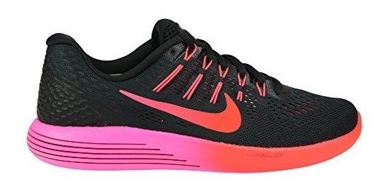 Tênis Nike Lunarglide 8 De Corrida Feminino Pr/rs Original