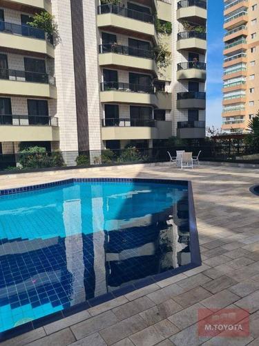 Imagem 1 de 30 de Apartamento Com 3 Dormitórios Para Alugar, 171 M² Por R$ 2.832,34/mês - Macedo - Guarulhos/sp - Ap0177