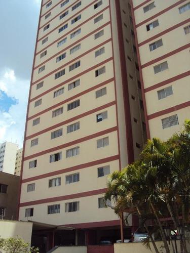 Imagem 1 de 15 de Apartamento Com 1 Dormitório À Venda, 45 M² Por R$ 175.000,00 - Botafogo - Campinas/sp - Ap14703