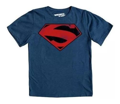 Superman New 52 Logo Niño