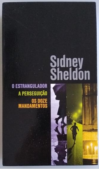 Box Sidney Sheldon - Editora Record / 3 Livros + Brinde