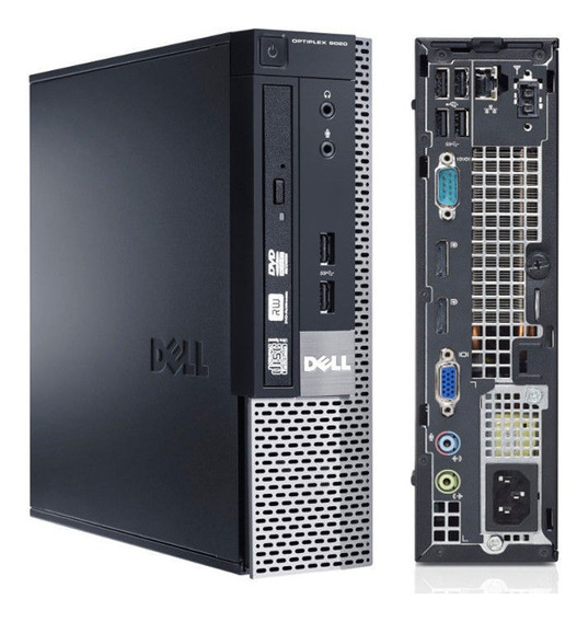 Desktop Dell Optiplex 790mt - Core I7 2600 8 Gb - Hd 1tb