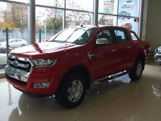 Ford Ranger Xlt Cd 3.2 4x2 Anticipo Financiamos A Tasa Pref.