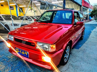 Uno Turbo 1994 Todo Original+4 Mod Full Tech,mt Forjado,novo