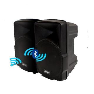 Bafle Apogee Activo 300w Bluetooth Bt115 Envio Gratis