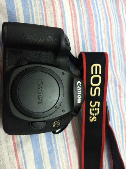 Canon 5ds 6000 Click Só Retirada Em Salvador