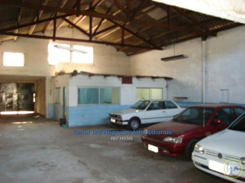 Alquiler Local Industrial Galpon Deposito Comercial Iza.