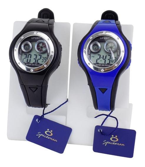 Kit 2 Relógio Masculino Sport Prova D
