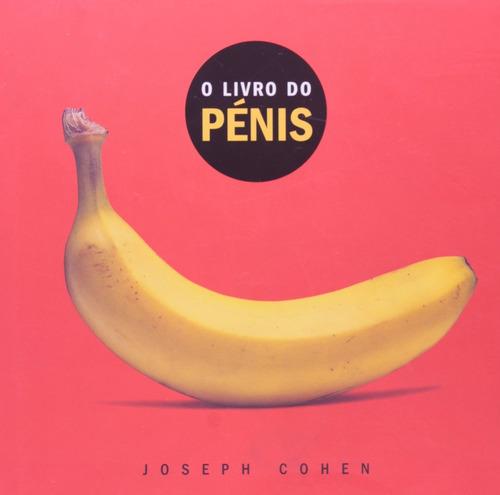 Livro Do Pênis - Novo