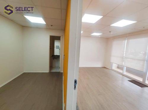Imagem 1 de 20 de Sala Para Alugar, 39 M² Por R$ 1.500,00/mês - Jardim Do Mar - São Bernardo Do Campo/sp - Sa0109