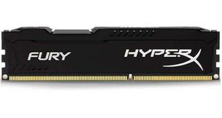 Memoria Ram Ddr3 4gb 1600mhz Hyperx Fury Gamer Hx316c10fb/4