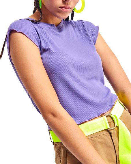 Remera Lettuce Básica De Morley Viscosa Mujer 47street