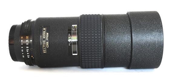 Lente Nikon Af Nikkor 180mm F/2.8d If-ed