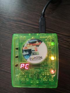 Interfaz Dmx Sunlite Suite 1 - 32 Bits