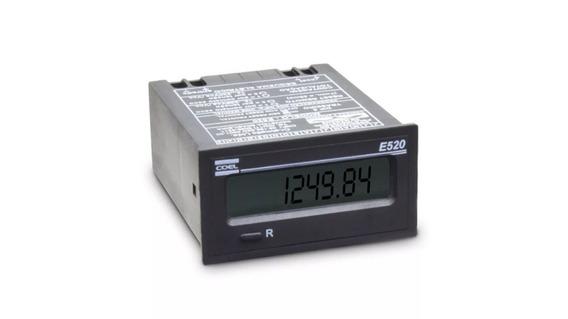 Horimetro Totalizador De Impulso/horas E520/11 Coel 90-240v