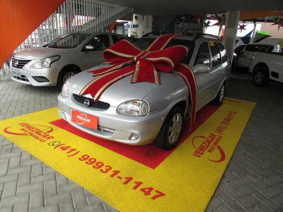 Chevrolet Corsa Hatch Gls 1.6 Mpfi 4p