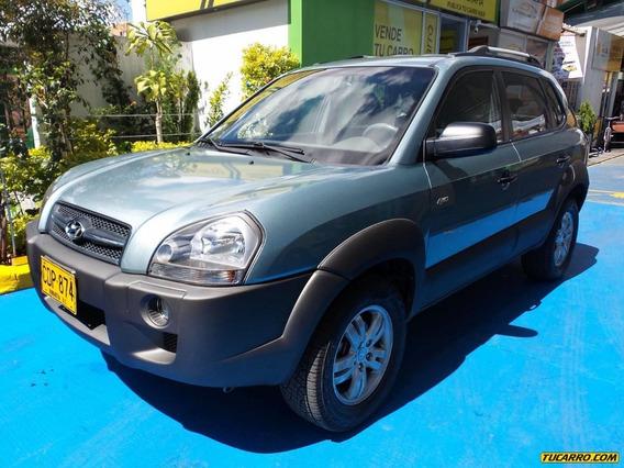 Hyundai Tucson Gl 4x4 2.0cc
