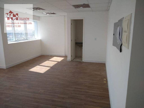 Imagem 1 de 4 de Sala Para Alugar, 42 M² - Rudge Ramos - São Bernardo Do Campo/sp - Sa0112
