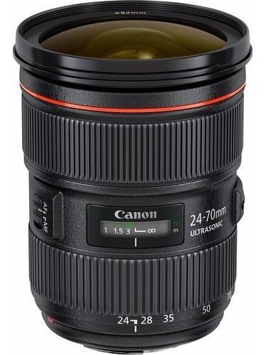 Lente Canon 24-70 2.8 + Metabones Mark Iv Para Sony Em Lente